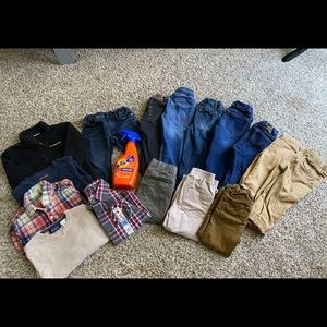 Lot of 16 Boys 2T clothing NAME BRANDS
